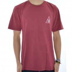 T-Shirt HUF Memorial Triangle - Terra Cotta