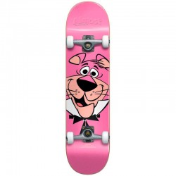 Skate Completo Almost Snagglepuss Face Pink - 8.0''