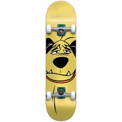 Skate Completo Almost Muttley Face Youth Tan - 7.0'' (Mini)