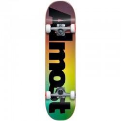 Skate Completo Almost Black Fade - 7.625''