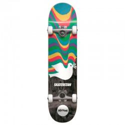 "Skate Completo Almost Skateistan - 7.75"""