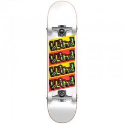 Skate Completo Blind Incline White - 7.625''