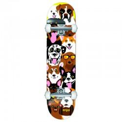 Skate Completo Enjoi Dog Collage Youth - 7.375'' (Mid)