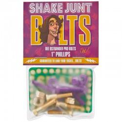 Parafusos Shake Junt Dee Ostrander Phillips - 1.0''