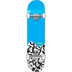 Skate Completo Enjoi Panda Pile Blue - 7.0'' (Mini)