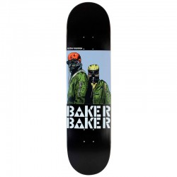 Tábua Baker Justin Figueroa Never Reissue - 8.0''