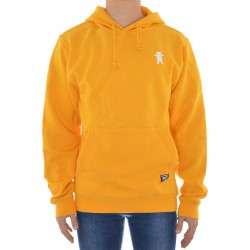 Sweat Hood Grizzly Embroidered - Amarelo