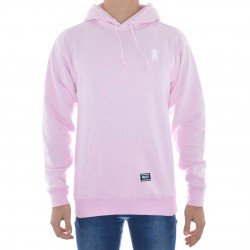 Sweat Hood Grizzly Embroidered - Rosa
