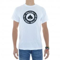 T-Shirt Thrasher Oath - White