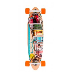 Longboard Miller Greetings - 36""
