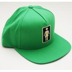 Boné Girl Everyday Og Snapback - Green