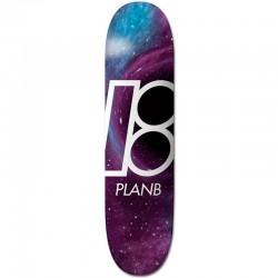 Tábua Plan B Team Black Hole - 8.125''