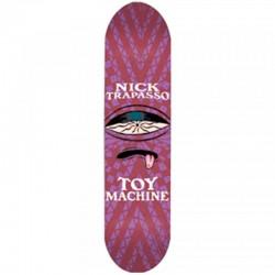 Tábua Toy Machine Nick Trapasso Brainwashed - 8.125''