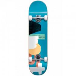 Skate Completo Almost Organic Blue - 8.0''