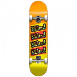 Skate Completo Blind Incline Yellow fade - 7.625''