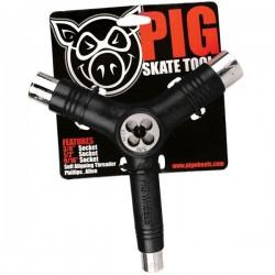 Chave de Skate Pig Black