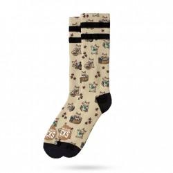 Meias American Socks Maneki-Neko - Mid High