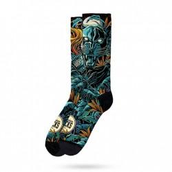 Meias American Socks Savage Panther - Mid High