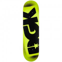 Deck DGK Florescent Logo Yellow - 8.25''