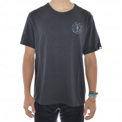T-Shirt Element Domestica - Black