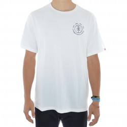 T-Shirt Element Domestica - White